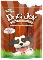 Fresh Sweet Potato Treats for Dogs