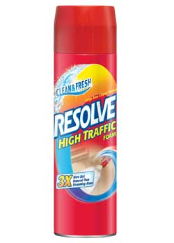 Product Review: Resolve High Traffic Foam | Dog Blog - Dog ...